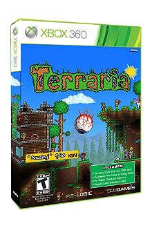 MICROSOFT Terraria Xbox 360 game