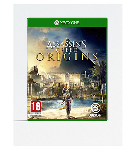 MICROSOFT Assassins Creed Origins XBOX One game