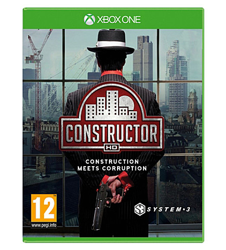 MICROSOFT Constructor hd xbox one game