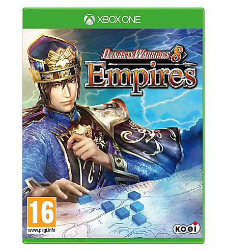 MICROSOFT Dynasty warriors 8 empires for xbox one