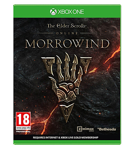 MICROSOFT The Elder Scrolls Online Morrowing XBOX One game