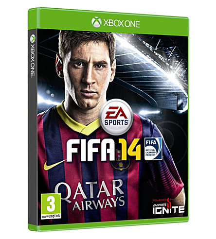 MICROSOFT FIFA 14 for Xbox One
