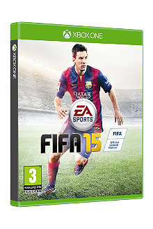 MICROSOFT FIFA 15 XBox One game