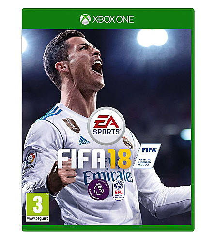 MICROSOFT FIFA 18 Xbox One game