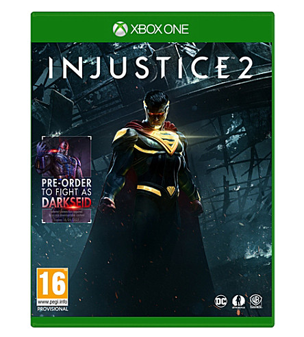 MICROSOFT Injustice 2 xbox one game