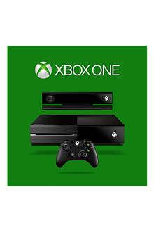 MICROSOFT Xbox One with Kinect Sensor