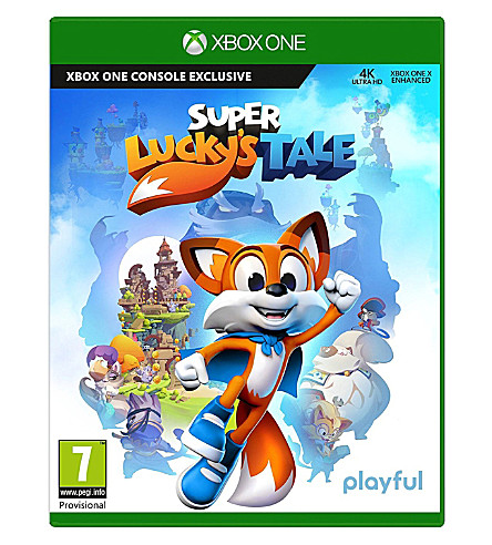 MICROSOFT Super Lucky's Tale Xbox One game