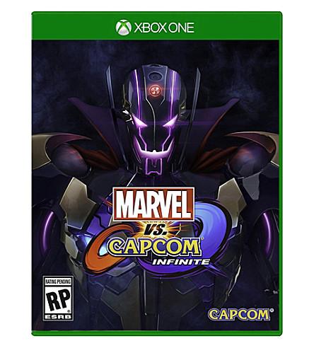 MICROSOFT Marvel vs Capcom 无限 XBOX 一场比赛