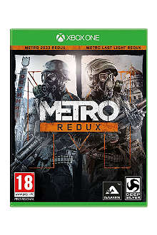 MICROSOFT Metro Redux XBox One game