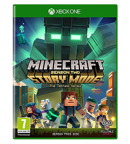 MICROSOFT Minecraft Story Season 2 Xbox One game
