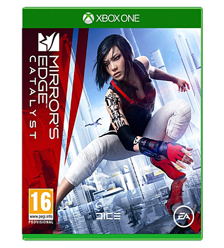 MICROSOFT Mirror's edge catalyst xbox one game