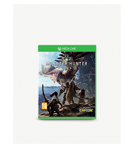 MICROSOFT Monster Hunter World XBOX One game