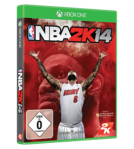 MICROSOFT NBA 2K14 Xbox One video game