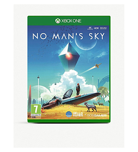 MICROSOFT No Man's Sky Xbox One Game