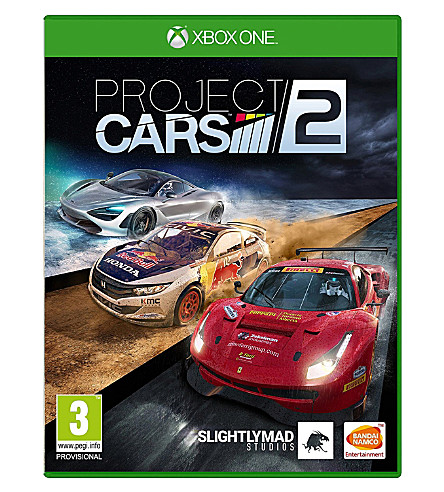 MICROSOFT Project Cars 2 Xbox One Game