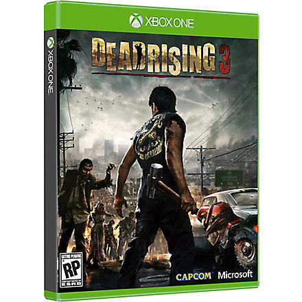 MICROSOFT Dead Rising 3 for Xbox One