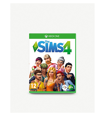 MICROSOFT The Sims 4 XBOX One game
