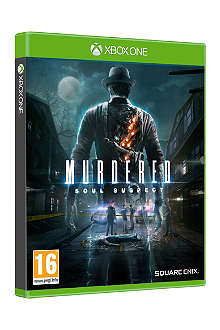MICROSOFT Murdered:Soul Suspect for Xbox One