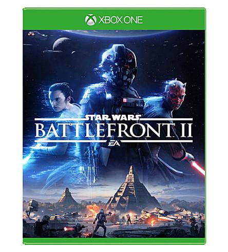 MICROSOFT Starwars Battlefront 2 XBOX One game