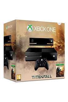 MICROSOFT Xbox One Console and Titanfall bundle with Kinect