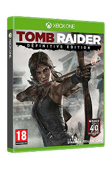 MICROSOFT Tomb Raider: Definitive Edition for Xbox One