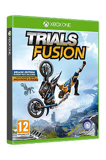 MICROSOFT Trials Fusion for Xbox One