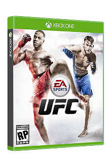 MICROSOFT EA Sports UFC Xbox One game