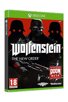 MICROSOFT Wolfenstein: The New Order for Xbox One