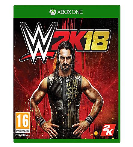 MICROSOFT WWE 2K18 Xbox One game