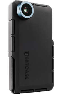 HITCASE Hitcase Pro for iPhone 5/5s protective case and wide angle lens