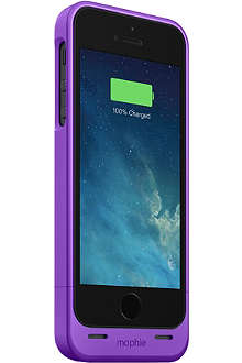 MOPHIE Helium Juice Pack battery charging case for iPhone 5/5s