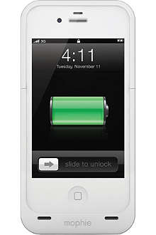 MOPHIE Air Juice Pack iPhone 4 battery case