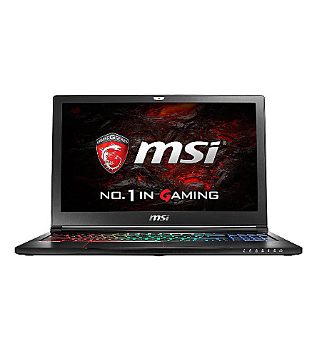 MSI GS63VR 7RF Stealth Pro Laptop