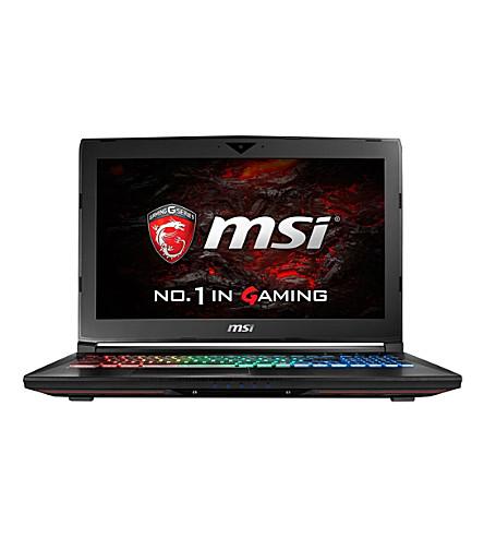 MSI GT62VR 7RD Dominator Gaming Laptop
