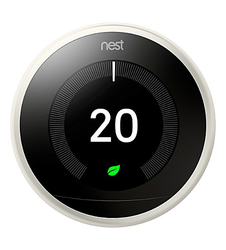 NEST Learning thermostat (White