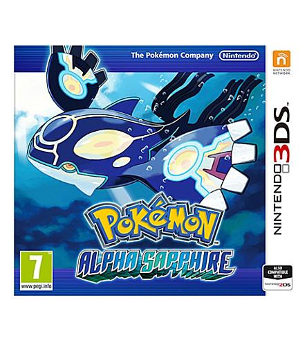 NINTENDO Pokemon alpha sapphire nintendo 3ds