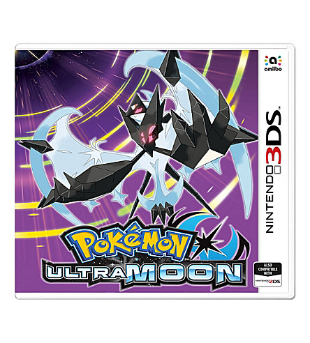 NINTENDO Pokémon Ultra Moon 3DS Game