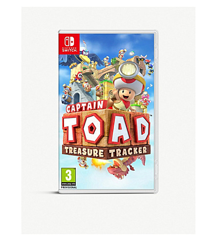 NINTENDO Captain Toad Treasure Tracker Switch Game