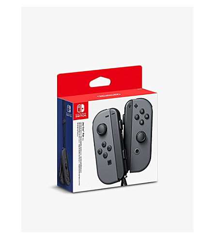 NINTENDO Nintendo Switch Joy-con Controller Set (Grey