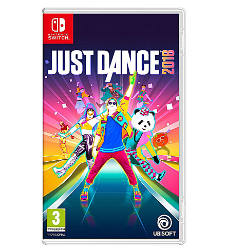 NINTENDO Just Dance 2018 Switch game