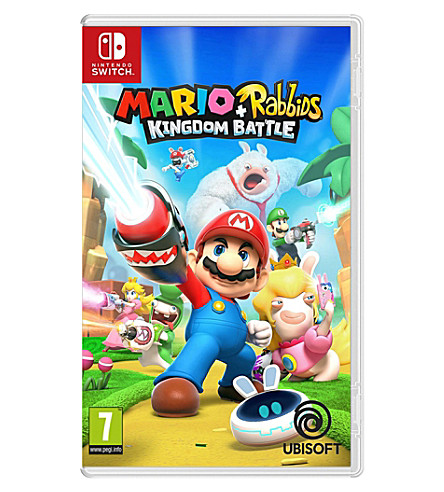 NINTENDO Mario & Rabbids Kingdom Battle Switch