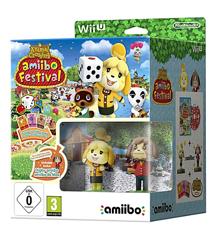 NINTENDO Animal Crossing amiibo festival