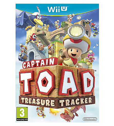 NINTENDO Captain toad treasure tracker for wii u