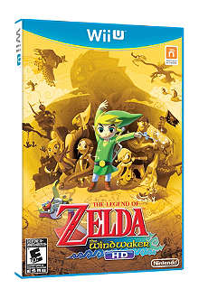 NINTENDO The Legend of Zelda Wind Waker Wii U