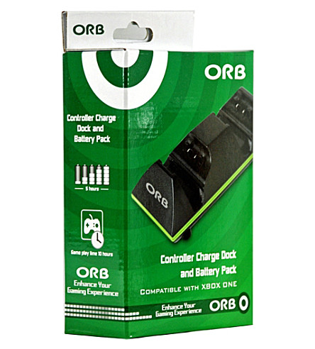ORB Dual Controller charge dock