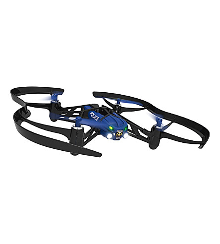 PARROT Minidrone airbourne night maclane