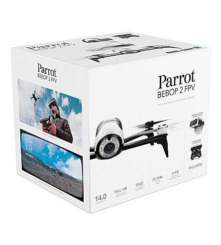 PARROT Parrot BEBOP 2 FPV Drone Bundle