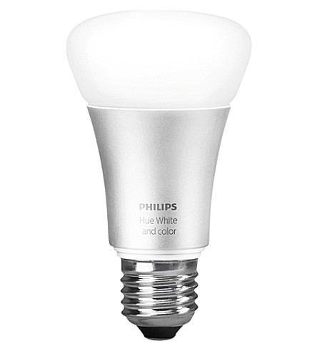 PHILIPS Hue Colour Ambiance LED Smart Bulb