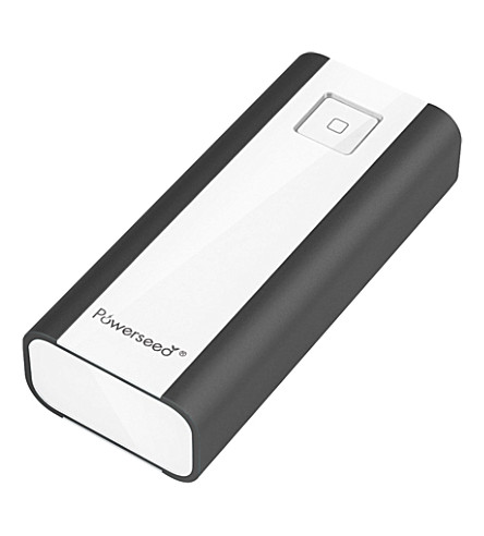 POWERSEED Power Bank 4800Mah USB phone charger