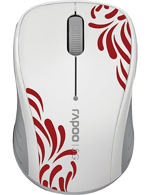 RAPOO 3100P optical wireless mouse